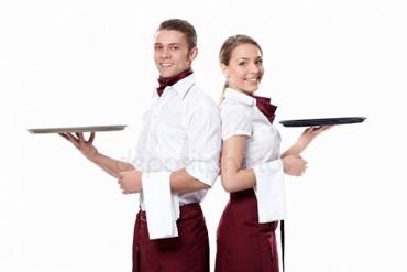 Требуются бывшие официанты в Ош