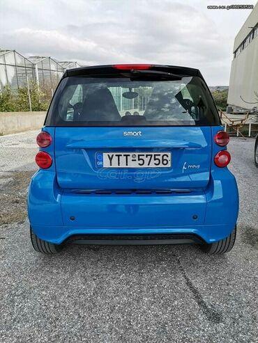 Smart Fortwo 1 l. 2012 | 98000 km