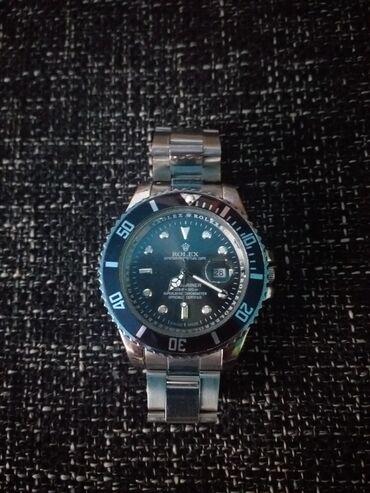 Nov Rolex sat za decu,zglob ruke do 16cmSve lepo radi nigde ostecenja