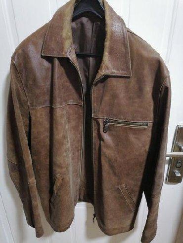 Muška odeća | Kovacica: Muska kozna jakna. Vel. 52