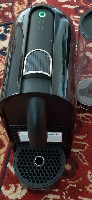 Aparat za vodu - Srbija: Nespresso aparat Koenig touch, koristi nesspreso kapsule, moze da se
