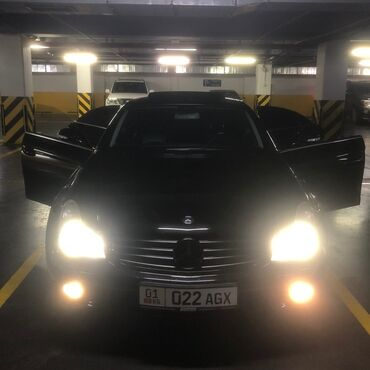 sapogi zimnie speci all class jeva в Кыргызстан: Mercedes-Benz CLS-Class AMG 3.5 л. 2005 | 188000 км