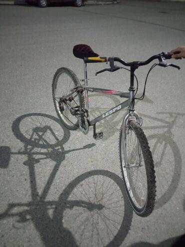 Срочно срочно продаю велосипед размер колеса 26 4000сом