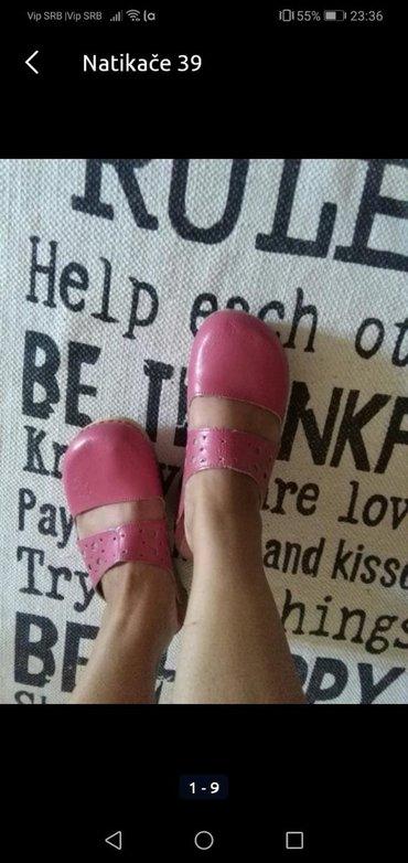 Ženska obuća | Sombor: Papuče kvalitet, anatomske velike mi, malo nošene