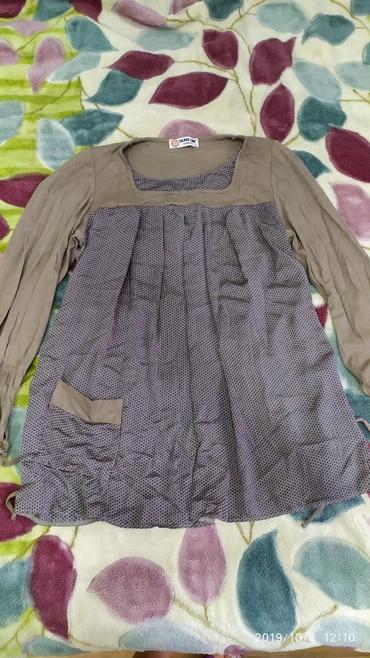 блузки-рубашки в Кыргызстан: Рубашки, блузки для беременных. Турция. в идеальном состоянии
