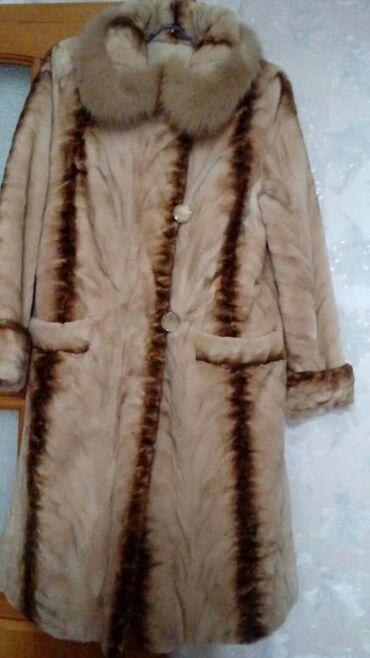 кордицепс купить в Кыргызстан: Продаю натуральную шубу. 2х стор-я. Можно весной и осенью носить как