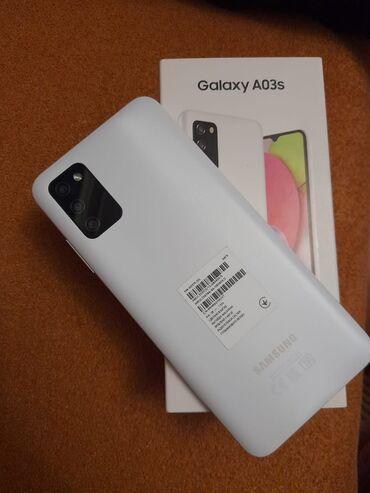 10256 elan | MOBIL TELEFON VƏ AKSESUARLAR: Samsung A30s | 64 GB | Ağ | Zəmanət, Sensor, Barmaq izi
