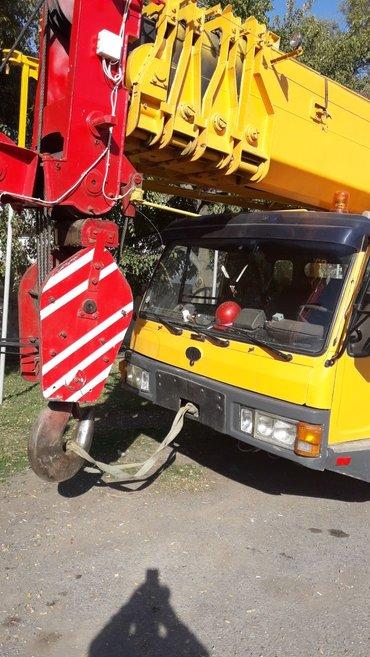 услуги кран автовышка  леса в Бишкек