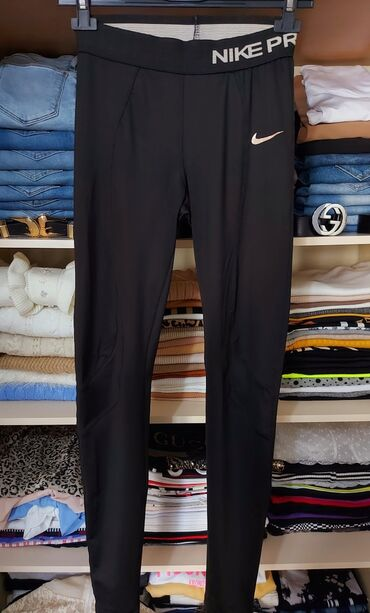 Ženske pantalone - Srbija: Nike pro helanke, s-m