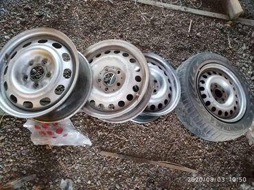 вальгусная шина купить в Кыргызстан: Куплю диски железные на Мазду переходку15 размер