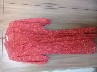 Продается новое платье-запах. Размер 50-52. Производство Турция