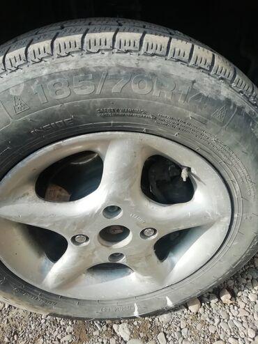 диски ланос r 14 в Кыргызстан: Продаю или Меняю наr15 r16 или r17 разболтовка 4/114 размер
