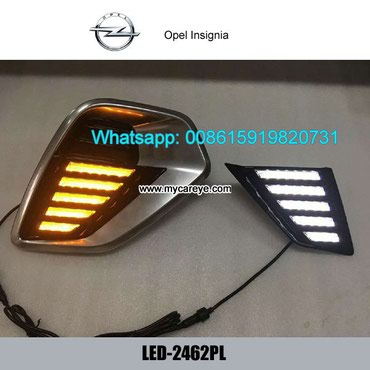 Opel Insignia DRL LED Daytime Running Lights autobody parts in Tīkapur