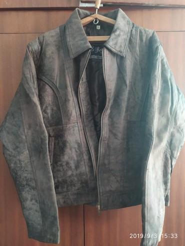 shapka s cvetami в Кыргызстан: Продаю новую кожаную куртку, производство Пакистан, размер S