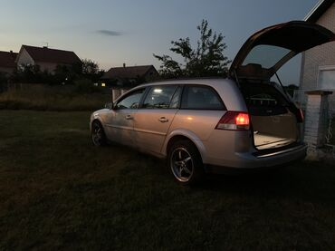 Opel | Srbija: Opel Vectra 1.9 l. 2005 | 1900 km