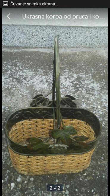 Kućni dekor - Bogatic: Ukrasne kirpe od kovanog gvozdja i pruca