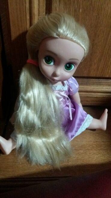 Dizni lutka zlatokosa 40cm cena 1500 koriscena
