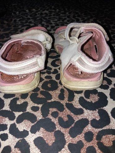 Sandale za devojcice nosene nemaju ostecenja - Loznica