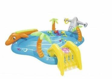 🏖Dečiji bazen-  igraonica Morski svet  280x257x87 cm  5.990 din