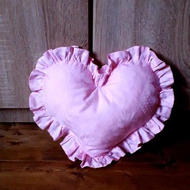 Ukrasni jastuci 100% pamuk,moze za dekoraciju decje sobe ili - Beocin
