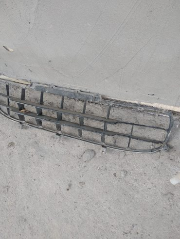 Решетка бампера на Митсубиси Делика в Кок-Ой
