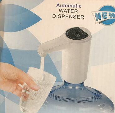 Elektron su pompası bir düymədən 600 ml su gelir ! O birindən nə gədər