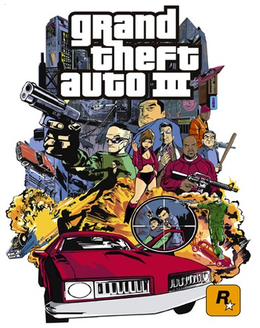 GTA 3 Igrica za PC. - Nis
