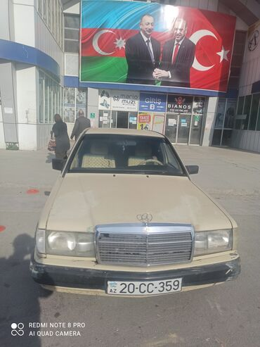 Mercedes-Benz 190 1.8 l. 1992 | 444444 km