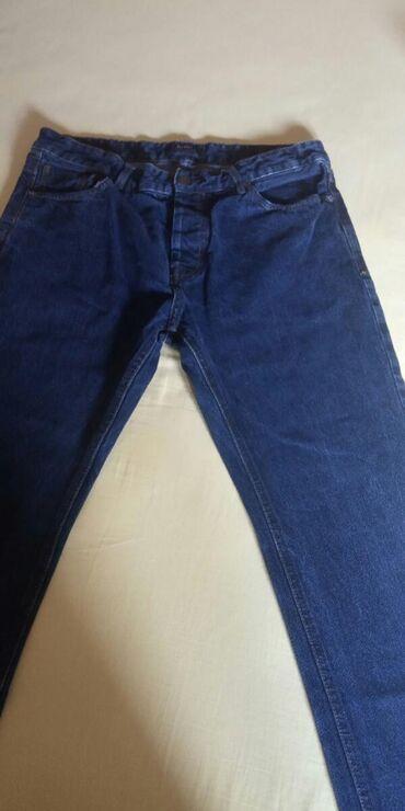 Muške Pantalone | Crvenka: Muške pantalone Beška 42br Dimenzije poluobim struka 47 poludim kukova