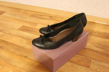 Продаю кожанные туфли Германия, в идеальном состоянии.  в Бишкек