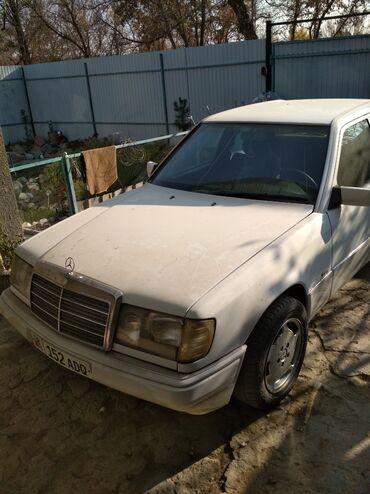запчасти на мерседес w202 в Кыргызстан: Mercedes-Benz E 200 2 л. 1993 | 340000 км