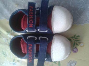Детская обувь мягкая, удобная на 3-4 года. 28 размер. в Бишкек