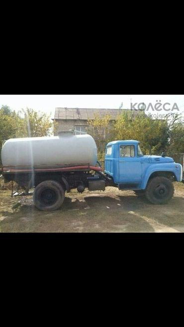 Откачка септиков туалетов в Бишкек