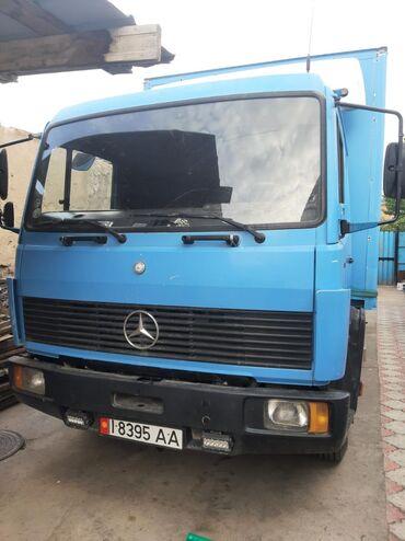 Продаётся Mercedes 817