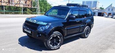 реставрация сиденья авто в Кыргызстан: Mitsubishi Pajero 3 л. 2008 | 160000 км