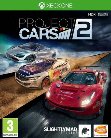 one plus one - Azərbaycan: Project cars 2