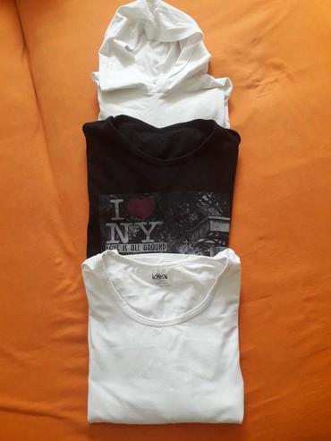 Duga prugasta haljina - Srbija: Dug rukav zenske majice