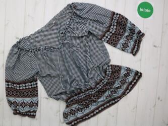 Женская блуза в этно стиле Venca, р. М    Длина: 60 см Пог: около 48 с