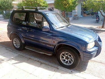 Used Cars - Greece: Suzuki Grand Vitara 1.6 l. 2000 | 148000 km
