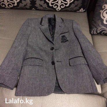Детский пиджак для мальчика 7-8 лет в Бишкек