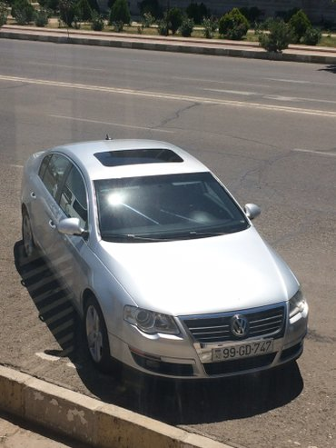 Bakı şəhərində Volkswagen Passat 2007