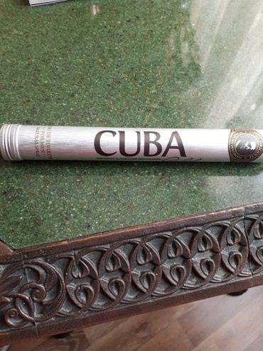 НОВЫЙ парфюм мужской Куба французский в Бишкек