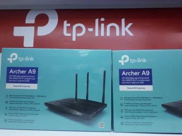модем-роутер-цена в Кыргызстан: Wi - Fi роутеры WR Tp-link! Mercusys!Есть доставка и