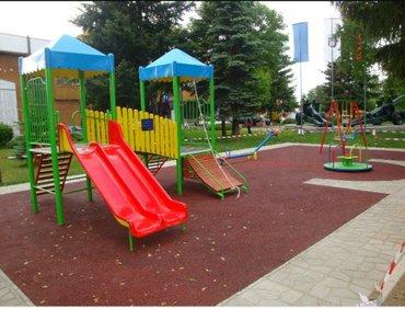 детские-игровые-площадки-для-двора в Кыргызстан: Детские площадки под ключ,. детские качели, горки, травмобезопасное