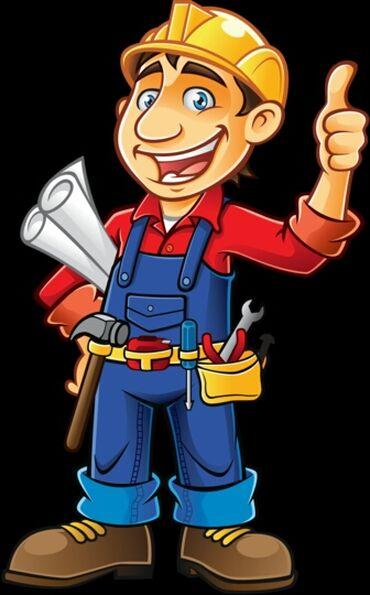 Имеется работа для опытных строителей. Желательно укомплектованных