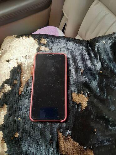 Электроника - Кемин: Samsung A10 | 32 ГБ | Красный | Битый, Трещины, царапины, Сенсорный