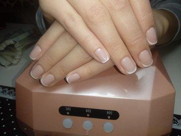 Наращивание ногтей гелем и также в Бишкек