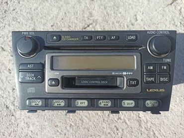 Автоэлектроника - Кыргызстан: Магнитола на Lexus IS 200 оригинал. В идеальном состоянии