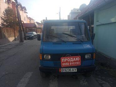 Мерседес сапог - Кыргызстан: Продаю Мерседес-410(Сапог-самосвал). В хорошем состоянии
