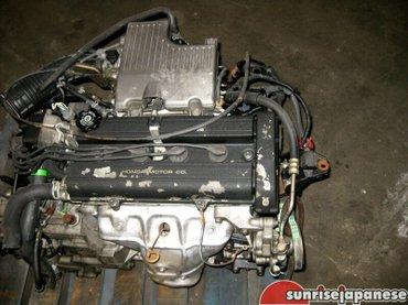 Двигатель на разбор Хонда Црв B20 Остались: Генератор, компрессор (кон в Бишкек